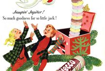 Christmas Ads / Vintage Christmas advertisements from days gone by... / by Home For Xmas