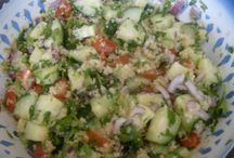 Salad Creations / by Tara Haws