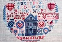 Cross Stitch Finishes
