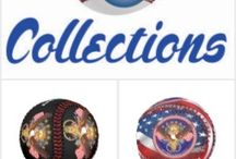 Baseballs Different Designs / Patriotic Medical Veteran Mardi Gras Pirate Las Vegas and many more. Use for awards incentive or just praise. Add your text.  www.dae.vegas www.zazzle.com/daevegas  daelasvegas@cox.net If you need help contact me this e-mail, if I can I will, no charge.  can bee a bit confusing.