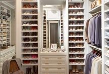 Walk-In Closets we LOVE!