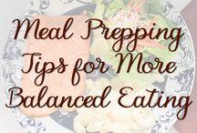 Tips for Balanced Eating