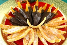 Frutta candita e gelatine