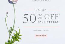 sale design inspiration
