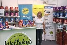 Wellaby's at The Allergy Show 2016