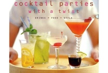 """Cocktail books on my """"maybe one day"""" list / by Maria Leotta"""