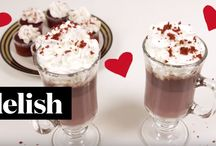 Valentine's Day Recipes / Fall in love with our favorite Valentine's Day chocolates and treats!