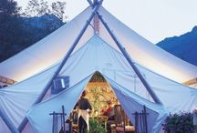 Eco glamping ideas