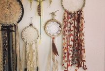 Bridget's Dreamcatchers! / My friend Bridget's Dreamcatchers! She's so talented! If you want them find her store on etsy with the link!