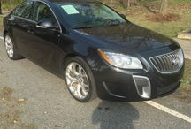 2012 Buick Regal GS Sedan For Sale at The Auto Finders Dealership in Durham NC