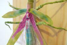 Insekt- skulptur