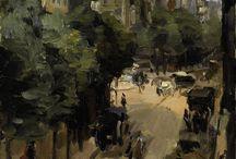 Paris dans l'art