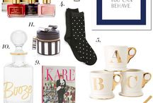 Shopping List / Fashionable items I'm currently lusting over