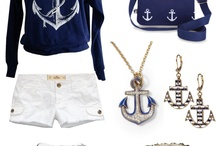 Preppy/Nautical