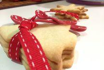 Galletas de Navidad / Sí quieres ver las recetas, visita el blog.