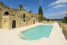 La Piscina - The Swimming Pool / Piscina di Villa Cattani Stuart per rilassare anima e corpo - Villa Cattani Stuart's Swimming Pool for body and soul's relax