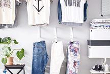 Garderob DIY