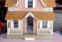 Arthur huis van greenleaf / poppenhuis /dollhouse  begonnen op 21-07-16 af op 31-10-16