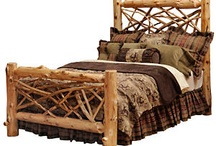 Furniture for Your Log Home / Check out these ideas for furnishing your log home!