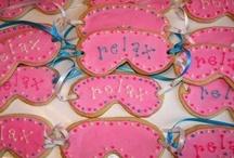 Dessert- cookies / by Debbie Messmer