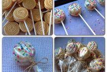 dulces merengadas