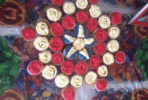 Cupcakes / Deliciosos cupcakes del sabor de tu preferencia, con el topping que quieras y con el diseño que más te guste