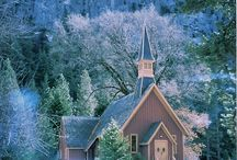 Beautiful churches.  / by Cindy Wood