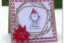Cartes Noël - Hiver