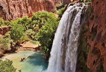 Las Americas / Tablero para pinear destinos turísticos americanos. Módulo de Destinos Turísticos del IEDA, curso 2014-15.