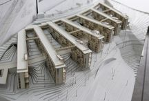 Architectural model & drawing