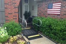 Ramps for Residential Homes / Wheelchair Ramps for Residential Homes from Amramp