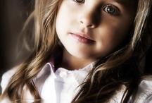 Child Portraits  / by Rikki Shepherd