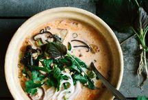 Food: Soups & stews