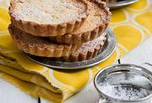 Sweet pixel - pies, cakes, tarts and cookies
