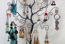 Stockage de bijoux