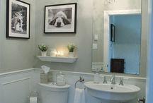 Toalett rom oppussing