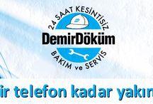 İstanbul DemirDöküm Servisi