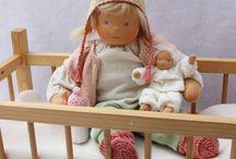 Bambole Waldorf / Raccolta delle migliori bambole Waldorf