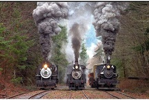 Gotta have trains