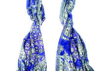 Gorgeous Scarves at Dream Weaver