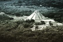CHICHEN ITZA / Mayan Ruins of Chichen Itza By Airplane From Cozumel – Visit the archaeological site of Chichen Itza comfortably in 1 day with Fly Cozumel.  By airplane the Mayan ruins of Chichen Itza is only a short 45 minutes away in the Yucatan Peninsula.  Arrive in first class style at the famous archaeological site  before the crowds and before the hot weather. Just like our other Fly Cozumel tours, you'll go topflight service all the way – no more traveling by ferry or public bus for hours and hours!