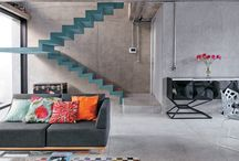 betonová schodiště