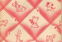 End papers - mostly vintage