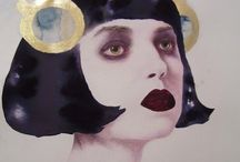 Artist Serena Cole