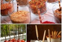 Party ideas / by Brianne Negrete