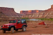 Jeep and RZR Bucket List / by Leslie M