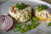 Jídlo apití ruský sýr