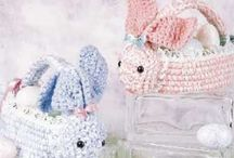 EASTER/ OESTARA  STUFF / Easter/ Ostara  to crochet/knit/whatever / by erica bishop