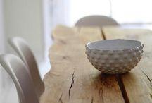 Interior ideas / Wood
