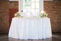 Ideas for J+C wedding